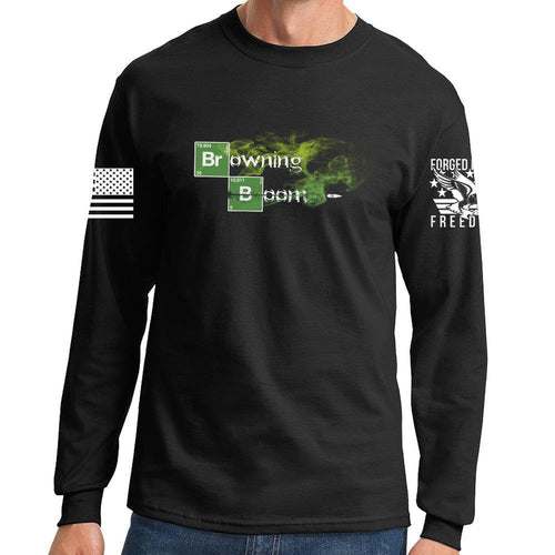 Browning Boom Long Sleeve T-shirt