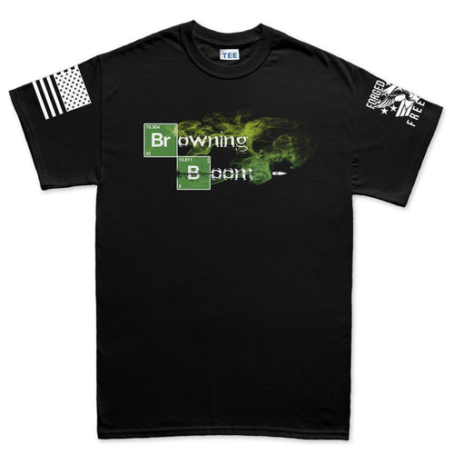 Browning Boom Men's T-shirt