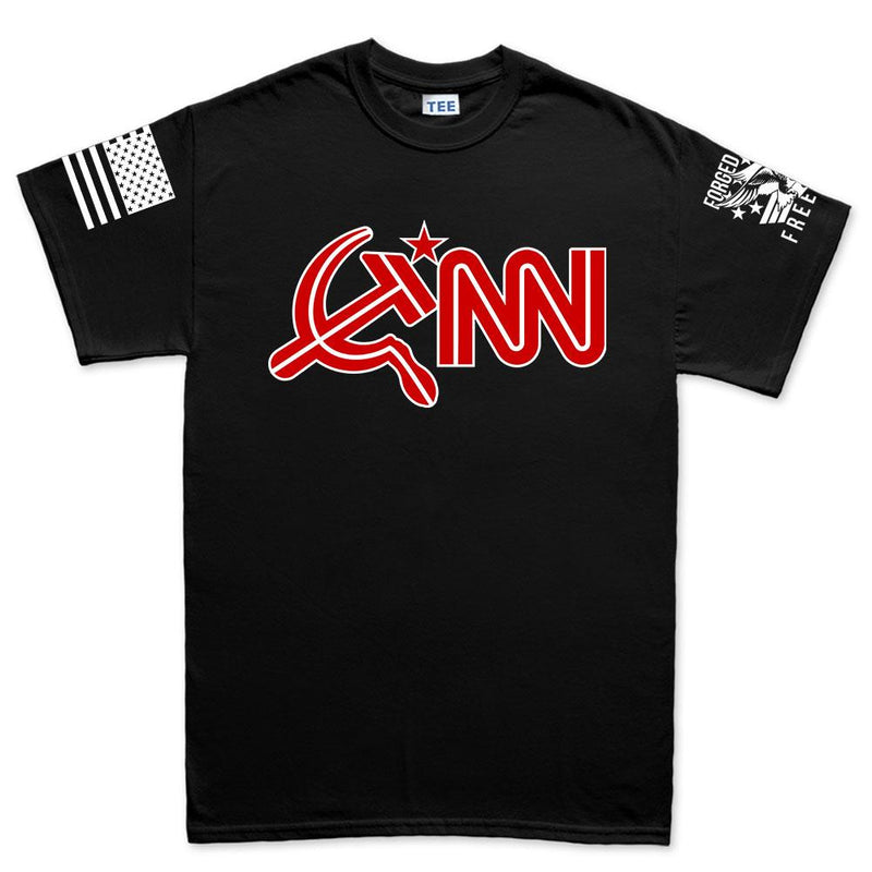 Commie News Network Men's T-shirt
