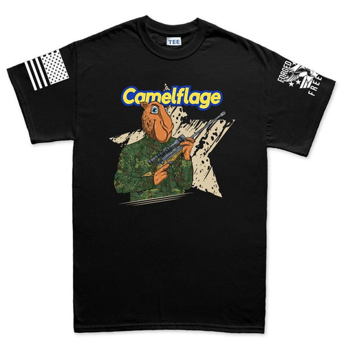 Mens Camelflage T-shirt