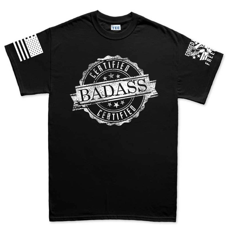 Certified Badass Men's T-shirt
