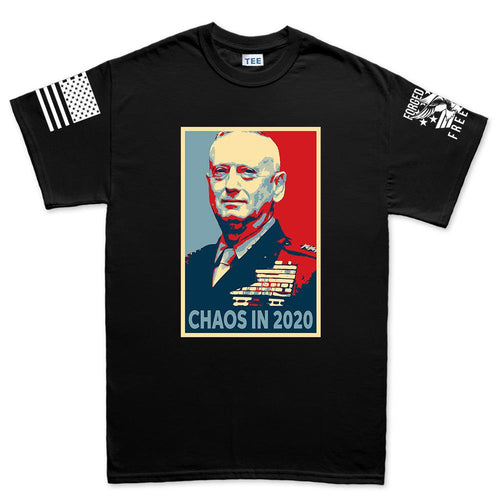 Chaos in 2020 Men's T-shirt