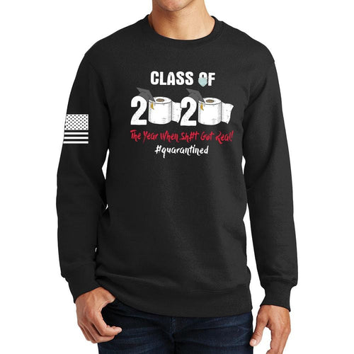 Class of 2020 Quarantine Sweatshirt