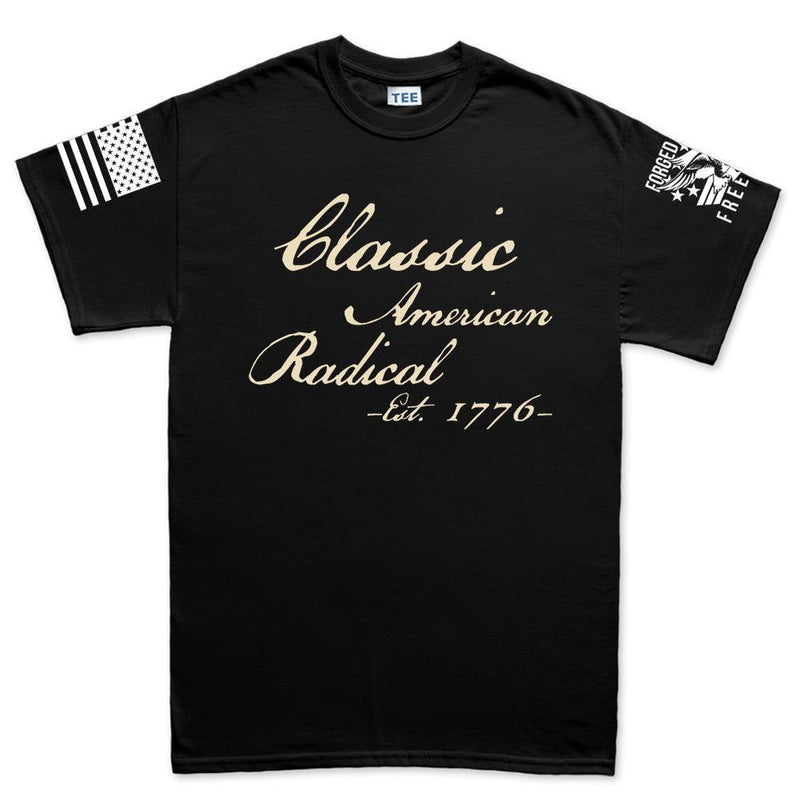 Classic American Radical Men's T-shirt