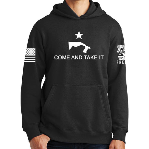 Come and Take It Bump Stock Hoodie