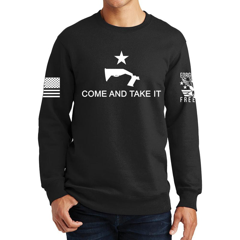 Come and Take It Bump Stock Sweatshirt