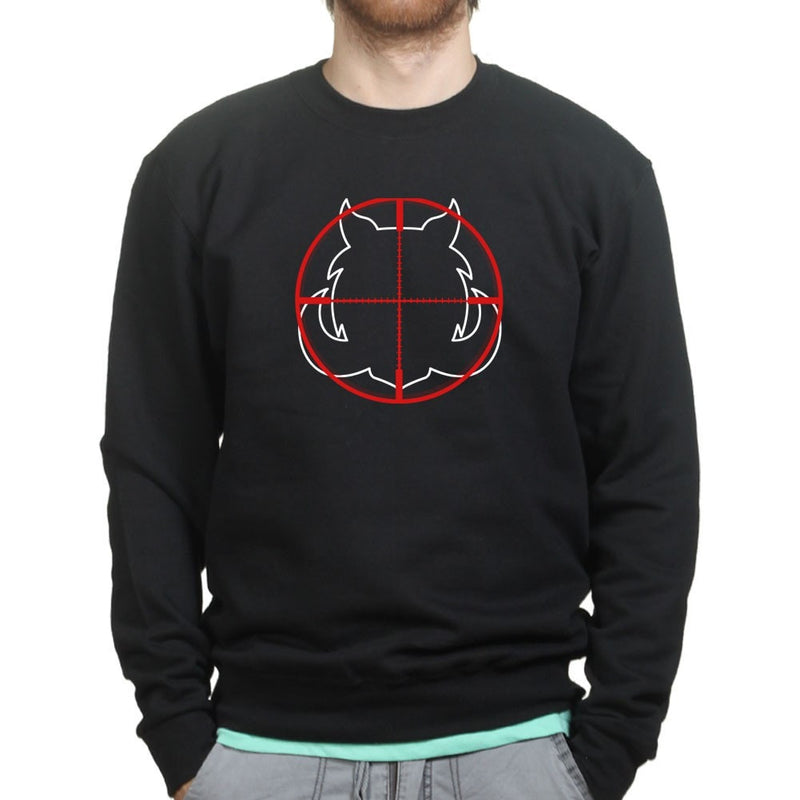 Hog Cross Hairs Sweatshirt