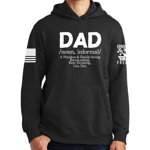 Dad Definition Hoodie