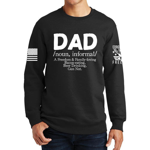 Dad Definition Sweatshirt