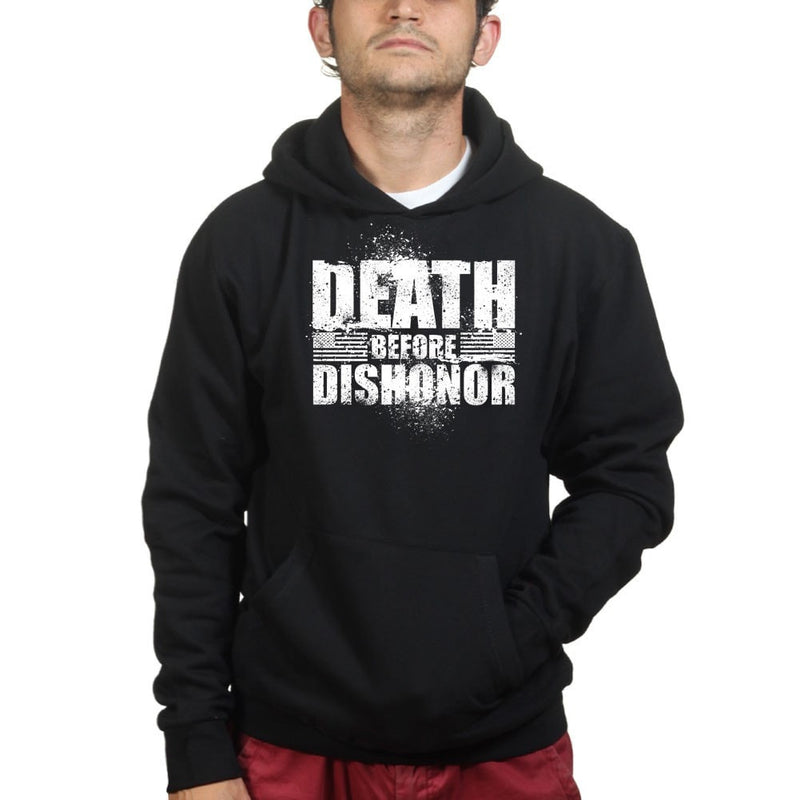Unisex Death Before Dishonor Hoodie