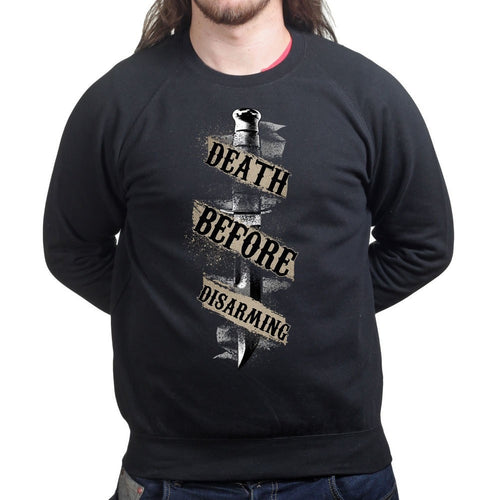 Death Before Disarming Sweatshirt