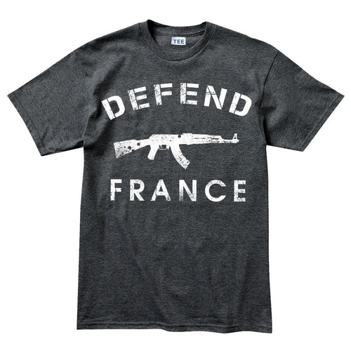 Defend France Mens T-shirt