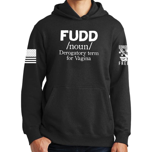Definition of FUDD Hoodie