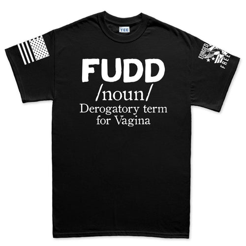 Men's Definition of FUDD T-shirt