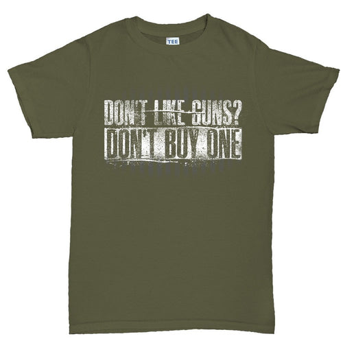 Men's Don't Buy Guns T-shirt