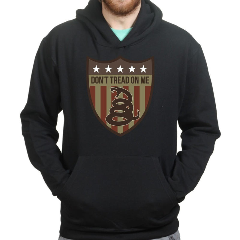 Don't Tread On Me (Shield) Hoodie