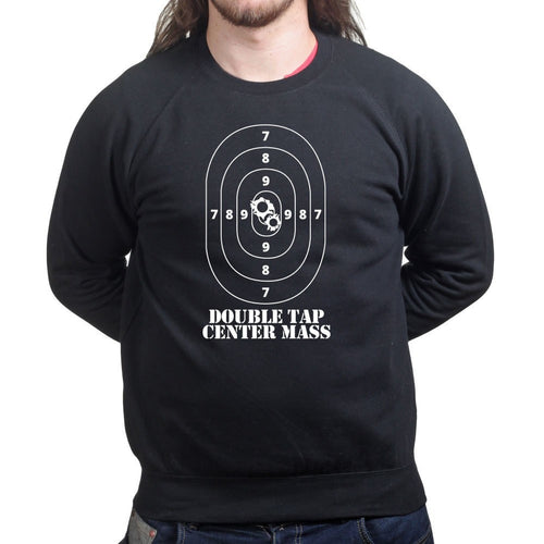 Double Tap & Center Mass Sweatshirt