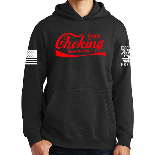 Enjoy Choking Hoodie