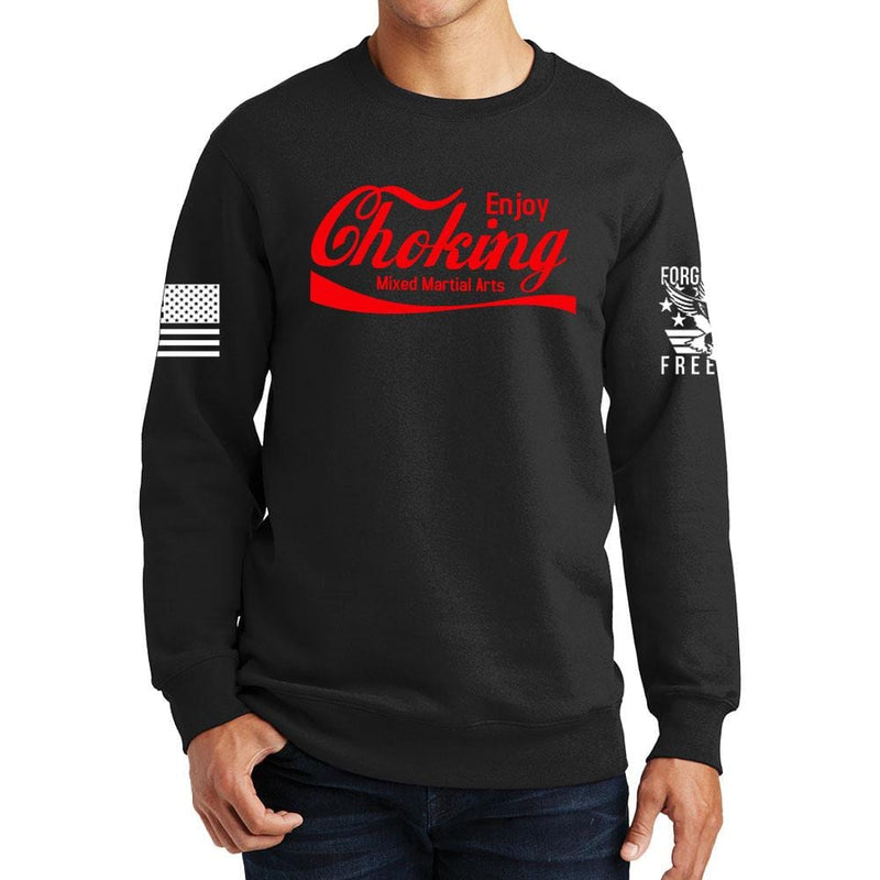 Enjoy Choking Sweatshirt