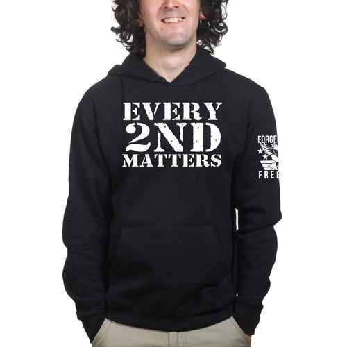 Every 2nd Matters Hoodie