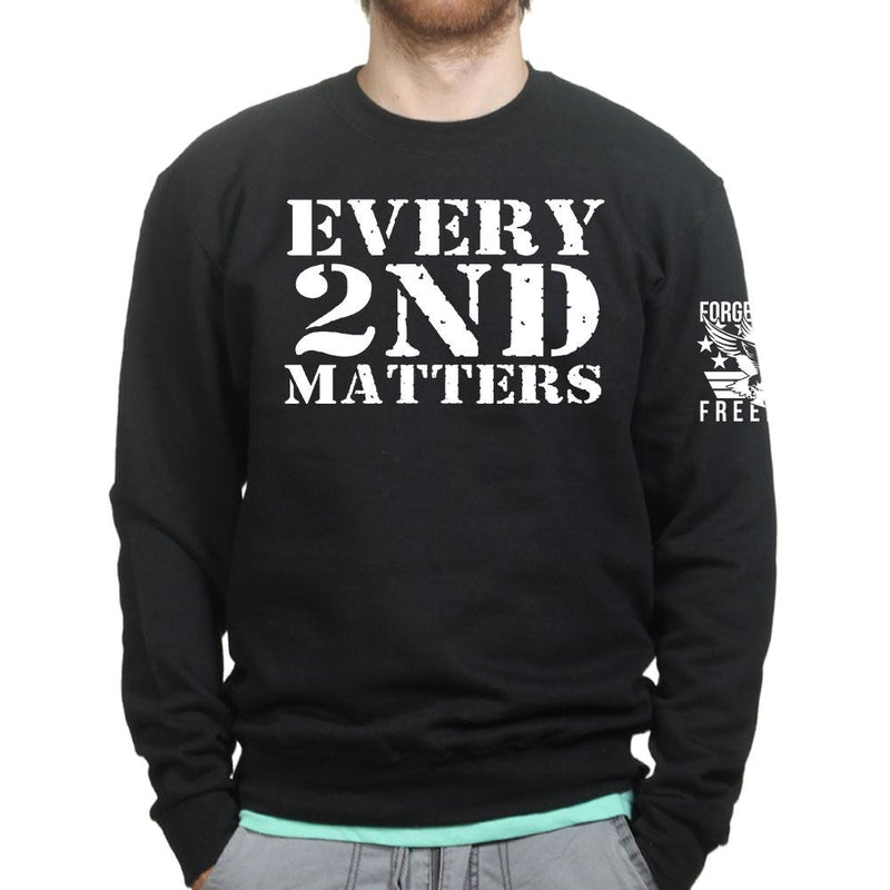 Every 2nd Matters Sweatshirt