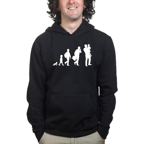 Evolution of Dad Hoodie