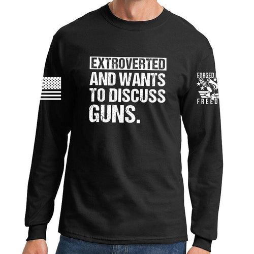 Extroverted Long Sleeve T-shirt