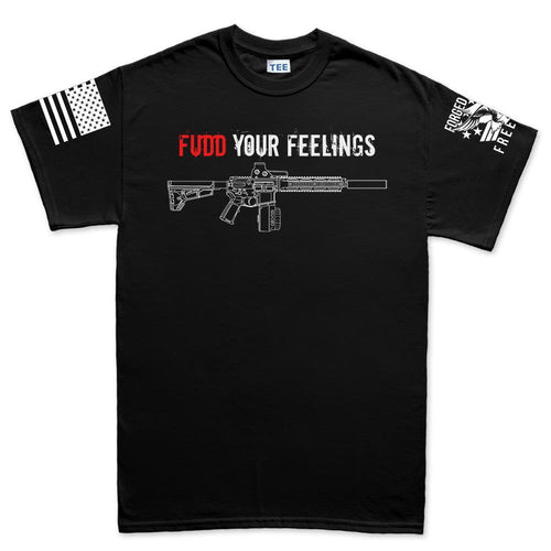 Fudd Your Feelings Men's T-shirt