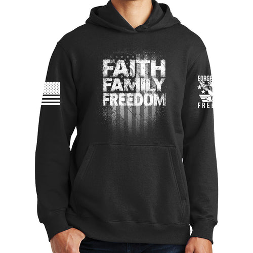 Faith Family Freedom Hoodie