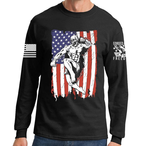 American Fighter Long Sleeve T-shirt