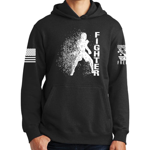 Fighter Silhouette Hoodie