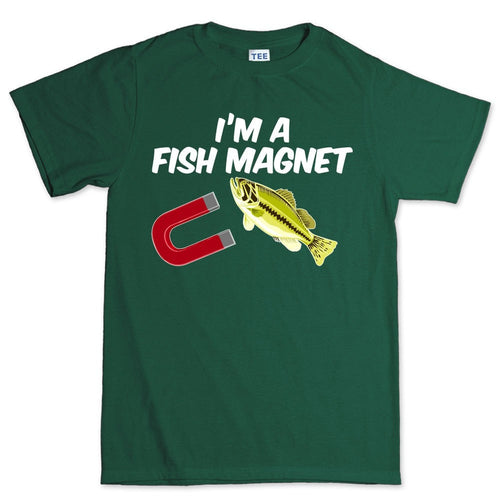 Fish Magnet Men's T-shirt