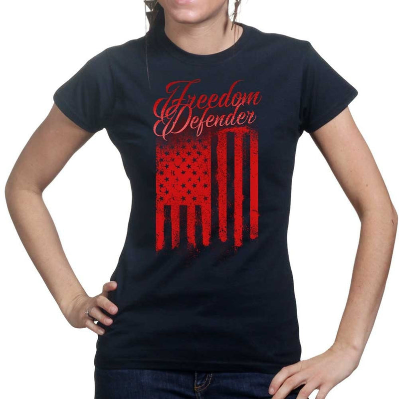 Ladies Freedom Defender T-shirt