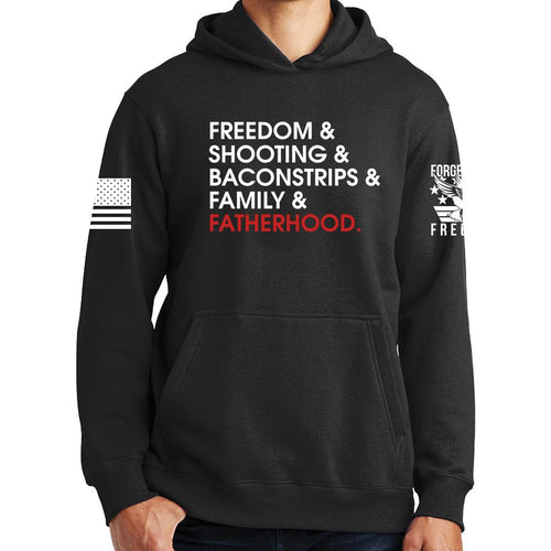 Freedom and Fatherhood Hoodie