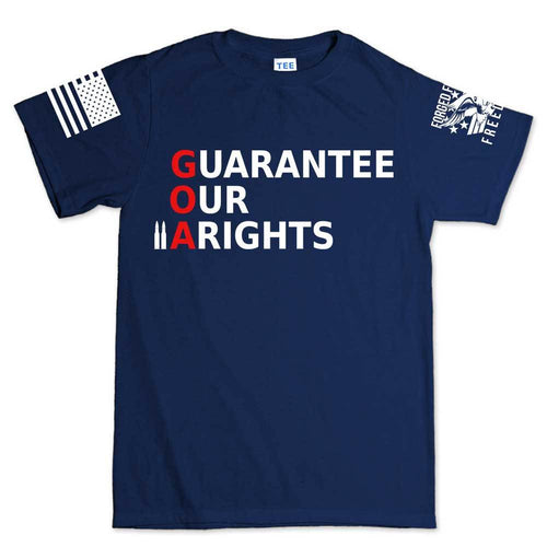 Guarantee Our 2A Rights Men's T-shirt