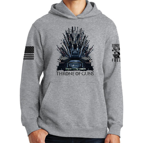 Throne of Guns Hoodie
