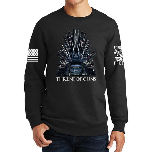 Throne of Guns Sweatshirt