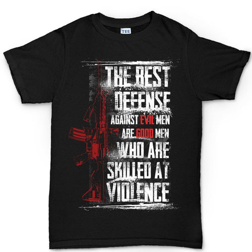 Men's Skilled At Violence T-shirt