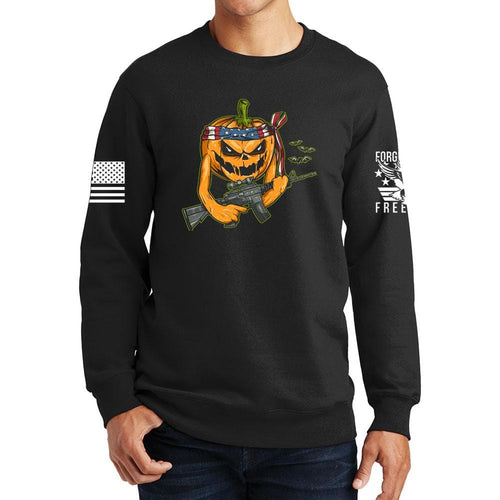 Tactical Pumpkin Sweatshirt