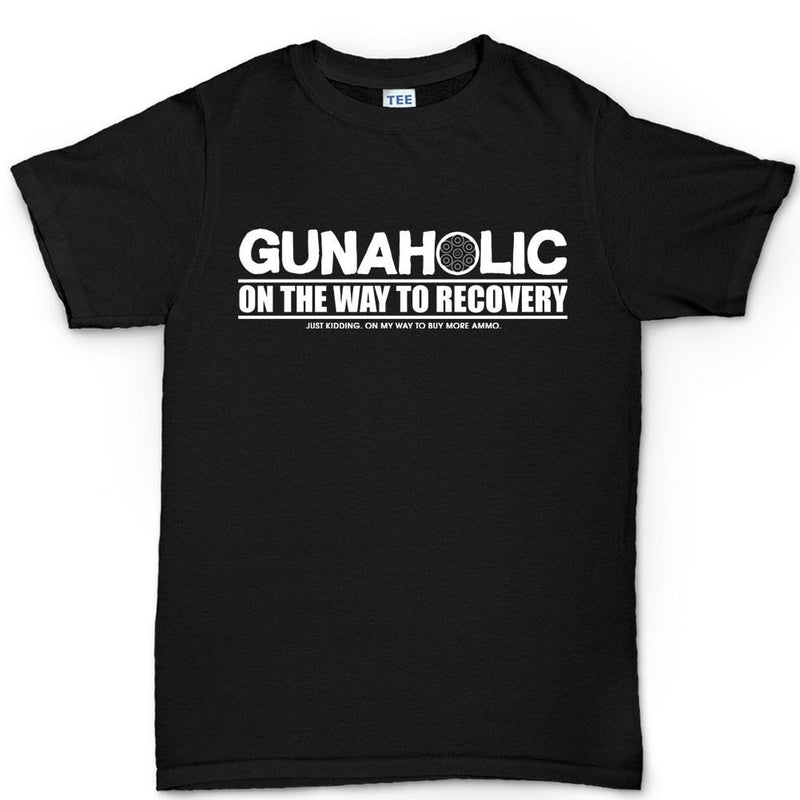 Gunaholic Men's T-shirt