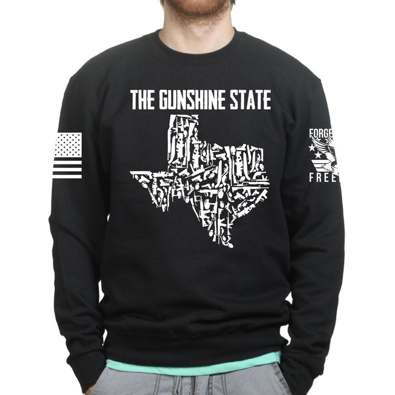 Texas The Gunshine State Sweatshirt