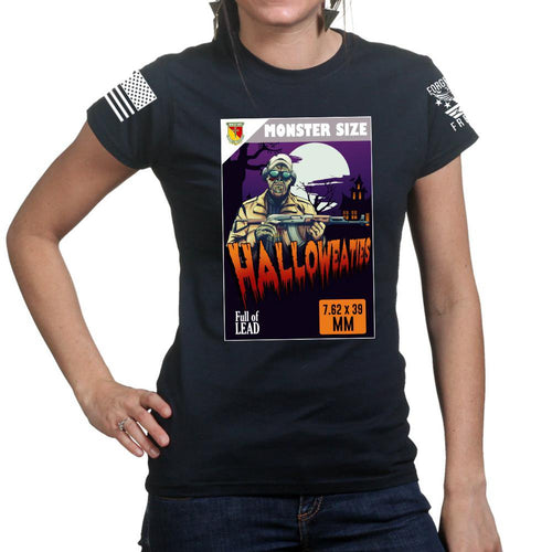 Halloweaties MAC Halloween Ladies T-shirt