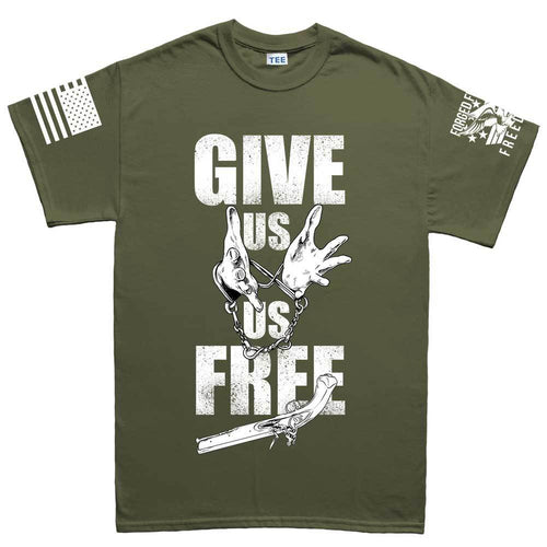 Give Us Us Free Men's T-shirt