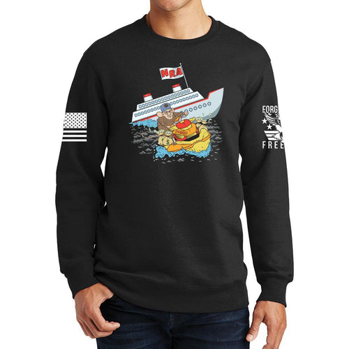 Sinking Ship Sweatshirt