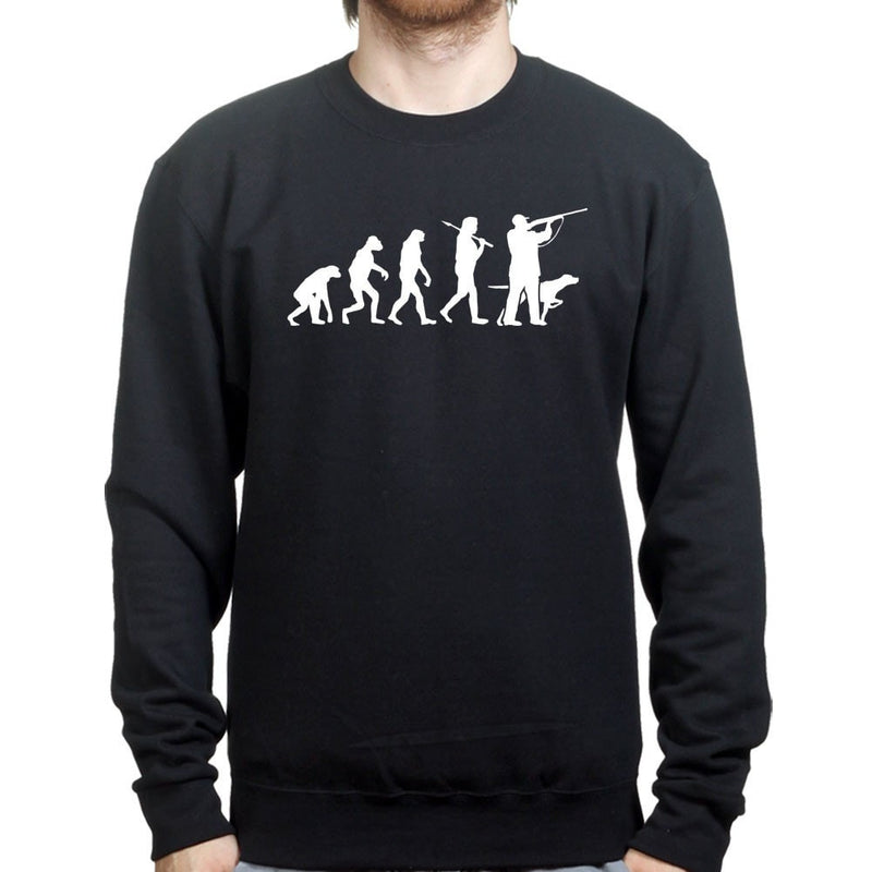 Evolution Of A Hunter Sweatshirt