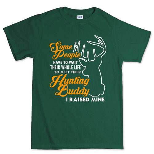My Hunting Buddy Men's T-shirt