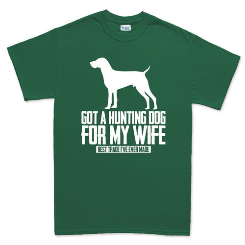 Hunting Dog Trade Men's T-shirt