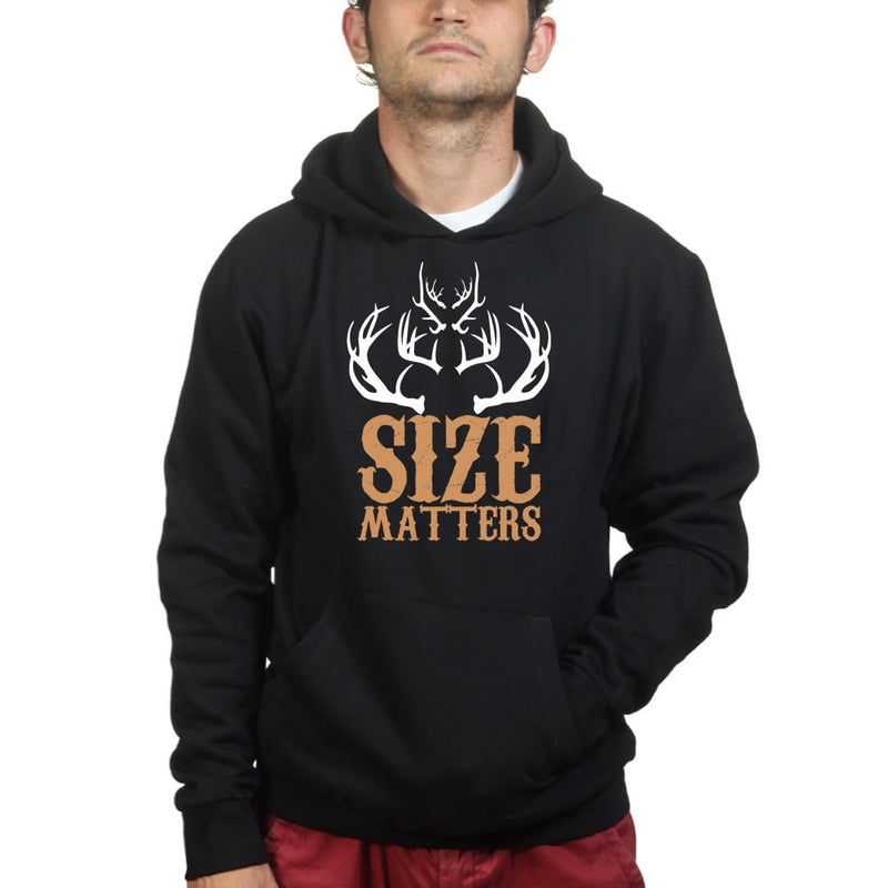 Size Matters (Hunting) Hoodie