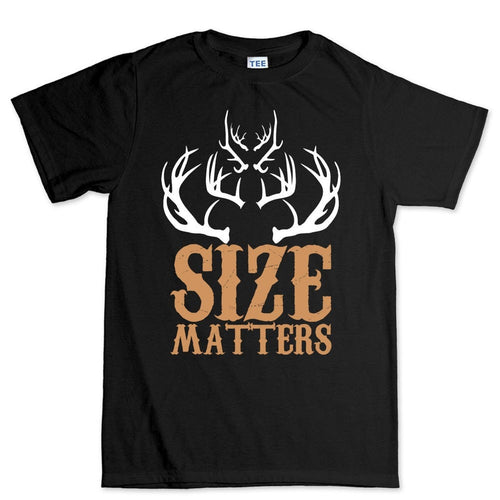 Size Matters (Hunting) Men's T-shirt