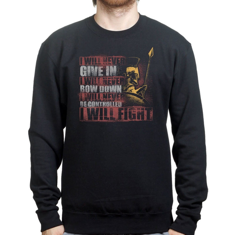 Unisex I Will Fight Sweatshirt